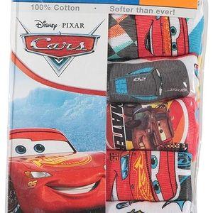 Disney Pixar Cars Boys Underwear